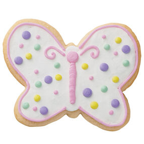 Dots in Flight Butterfly Cookies